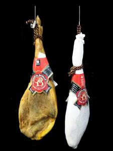 Pernils raça DUROC de Can Batallé (aprox. 8Kg.)