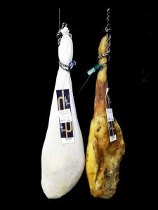 Pernils ibèrics de cebo (aprox. 7kg.)